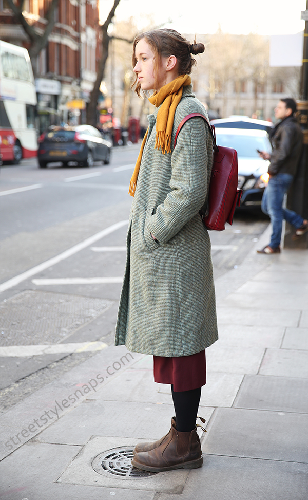 The Street Style Carousel On Charing Cross Road